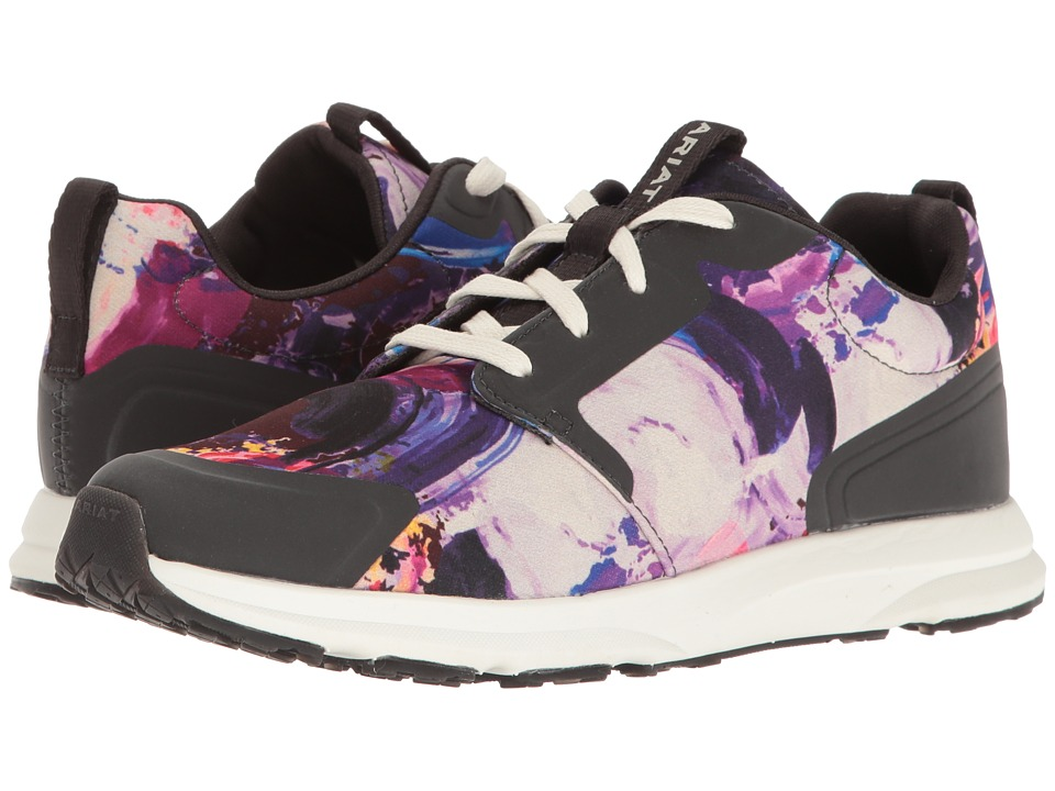 Ariat - Fuse (Van Gogh Garden) Women's Lace up casual Shoes