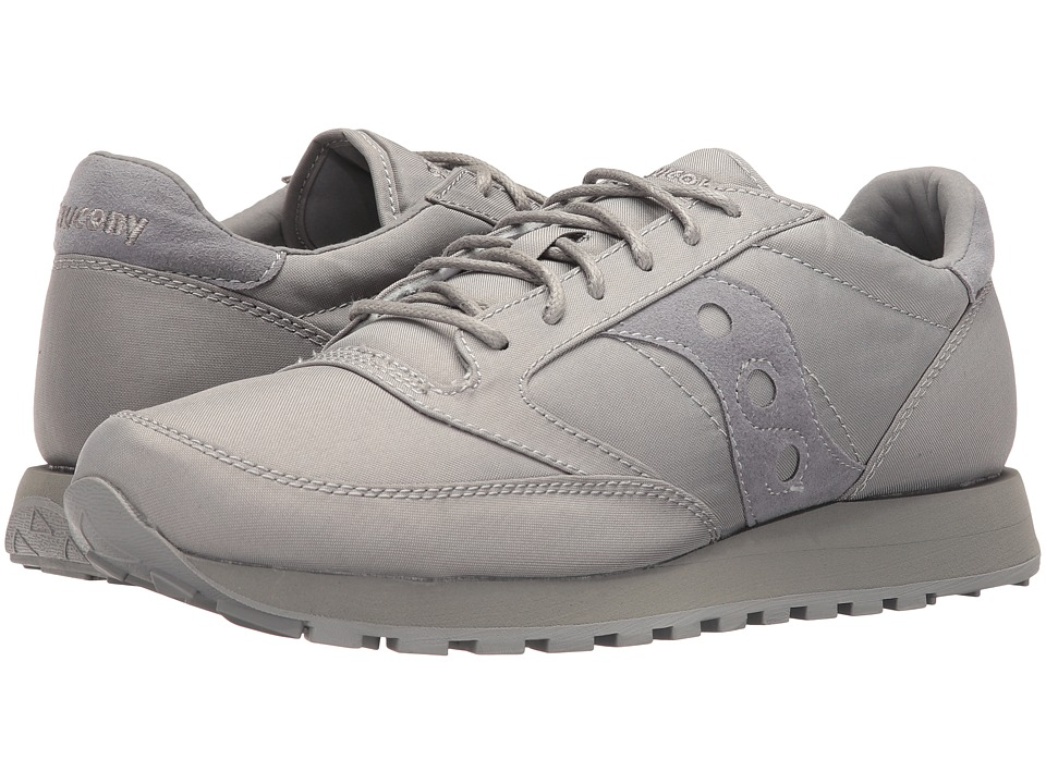 Saucony Originals - Jazz O Mono (Grey) Men's Classic Shoes