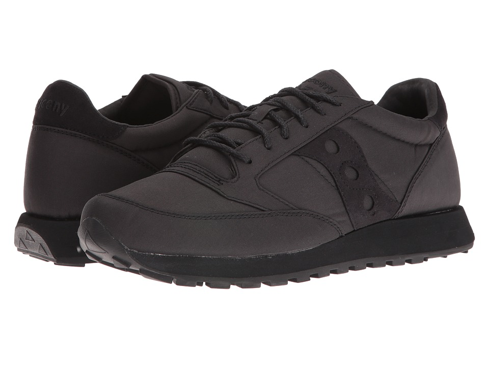 Saucony Originals - Jazz O Mono (Black) Men's Classic Shoes