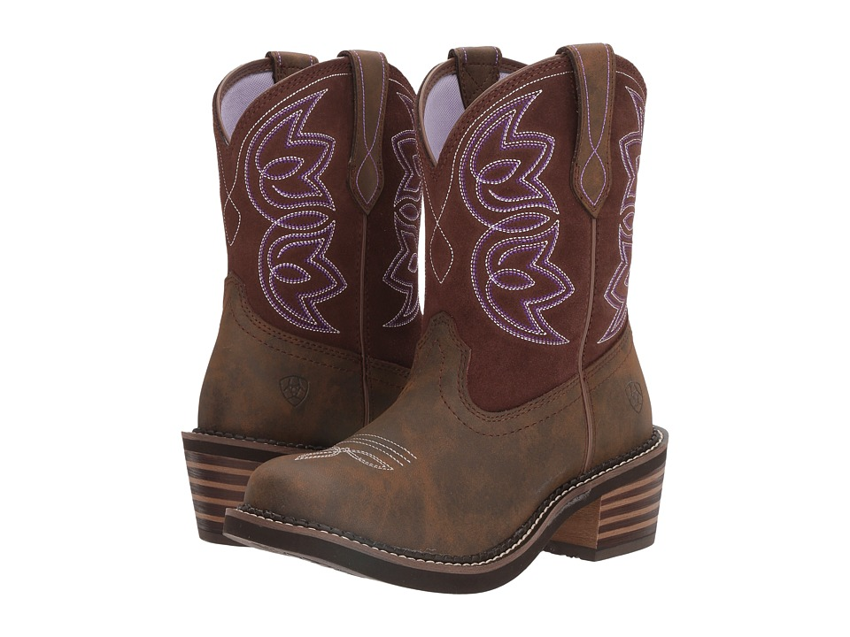 Ariat Charlotte (Toasted Brown) Cowboy Boots
