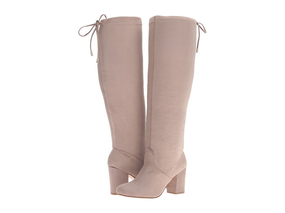 Steve Madden Vanish Taupe Boots