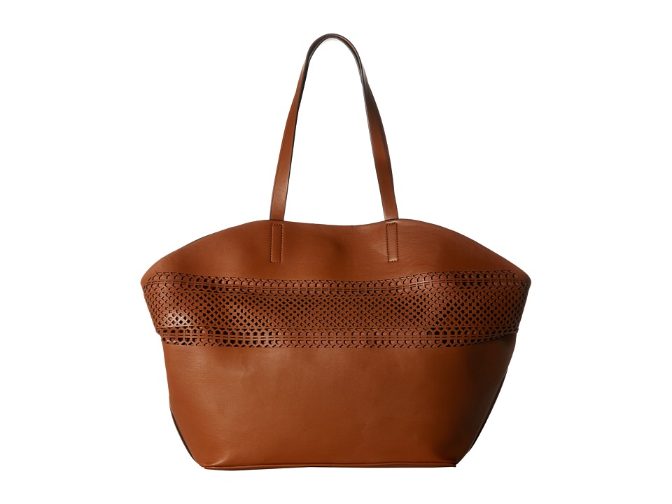 French Connection - Adaline Tote (Nutmeg) Tote Handbags