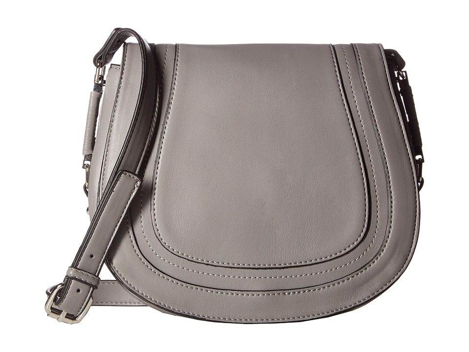 French Connection - Liza Large Crossbody (Mount Fuji) Cross Body Handbags