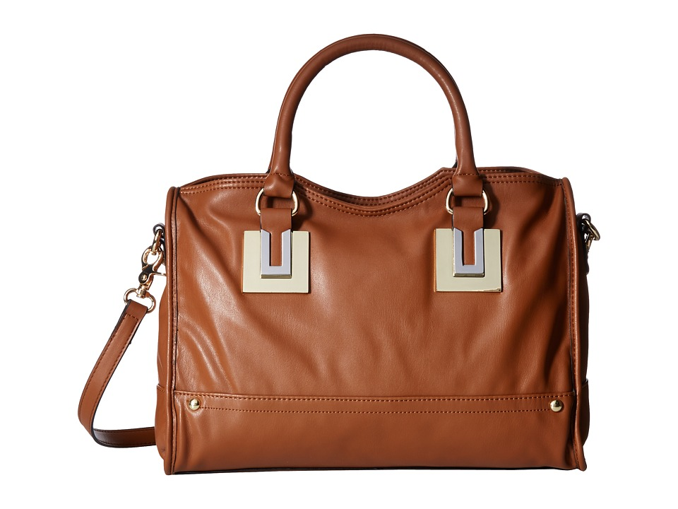 French Connection - Arden Satchel (Nutmeg) Satchel Handbags