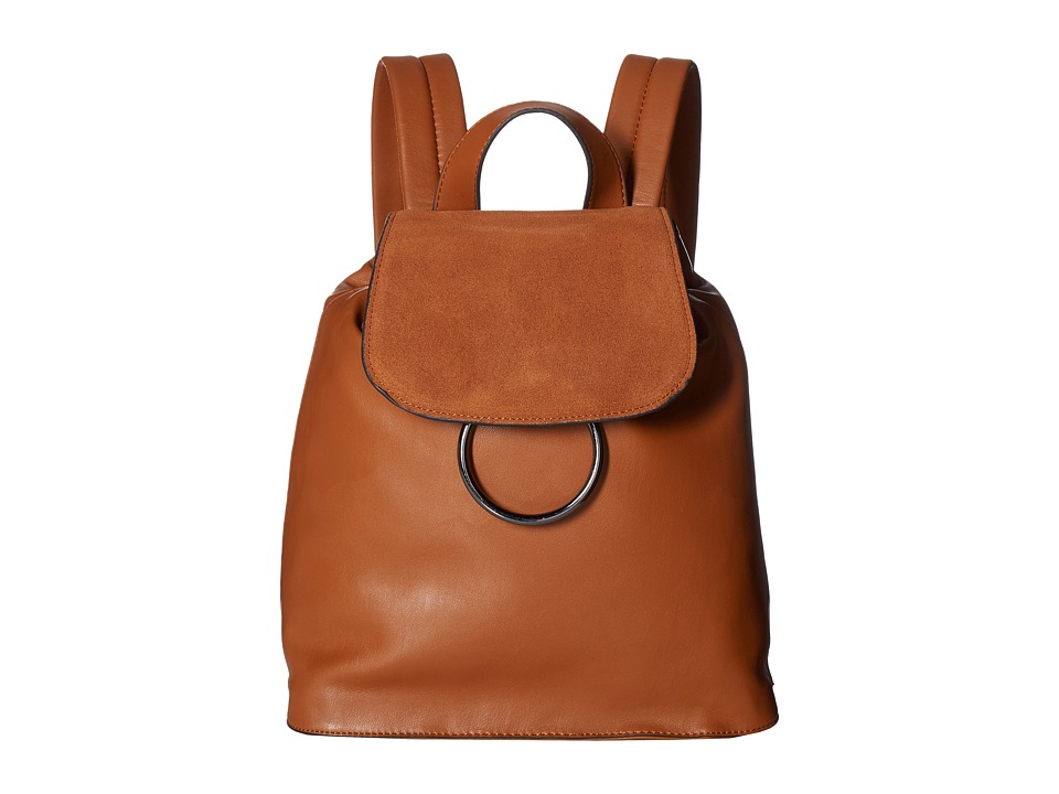 French Connection - Delaney Backpack (Nutmeg) Backpack Bags
