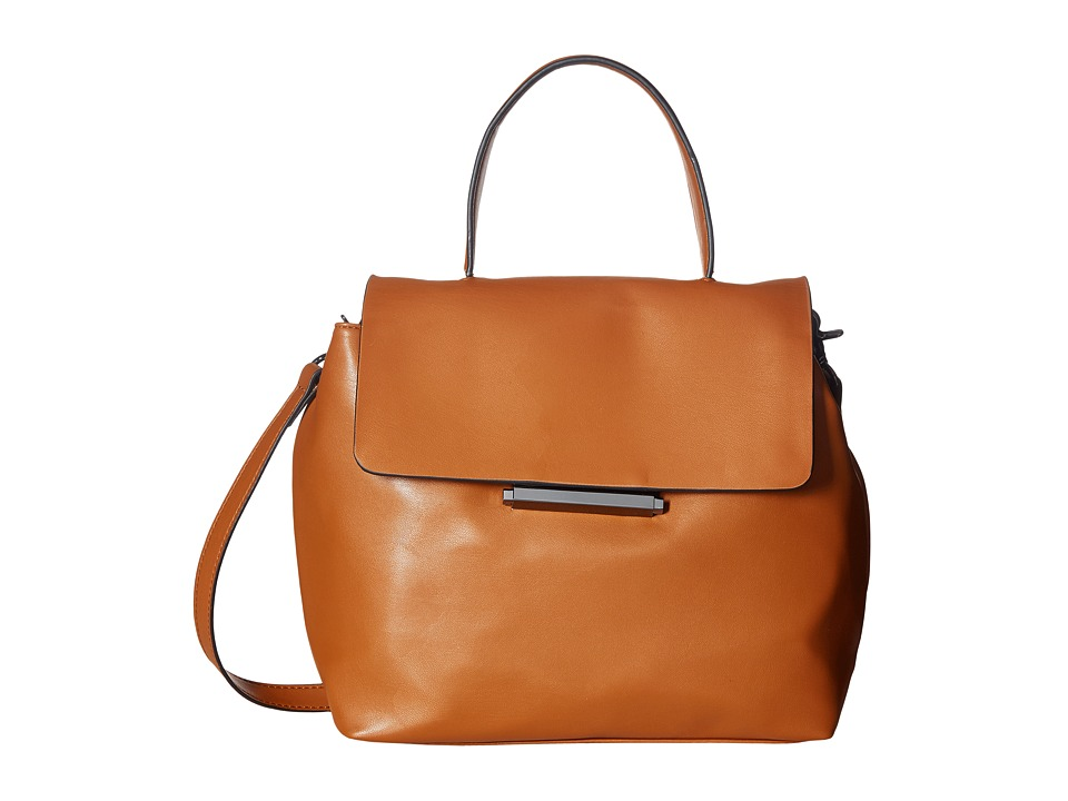 French Connection - Madison Top-Handle (Nutmeg) Top-handle Handbags