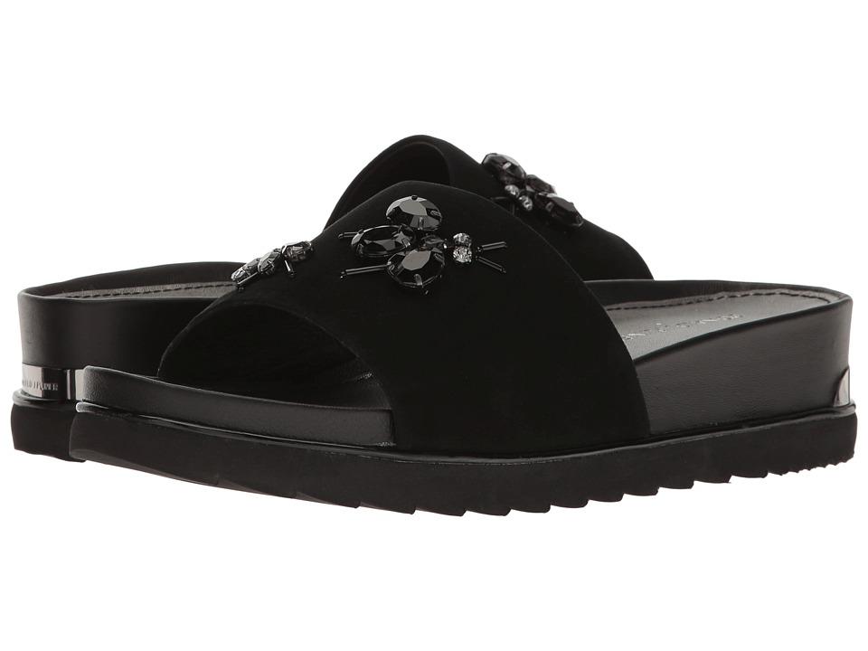 Donald J Pliner - Cyra SP (Black) Women's Shoes