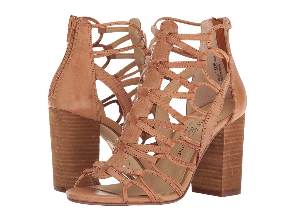 Chinese Laundry Tegan (Almond Leather) High Heels