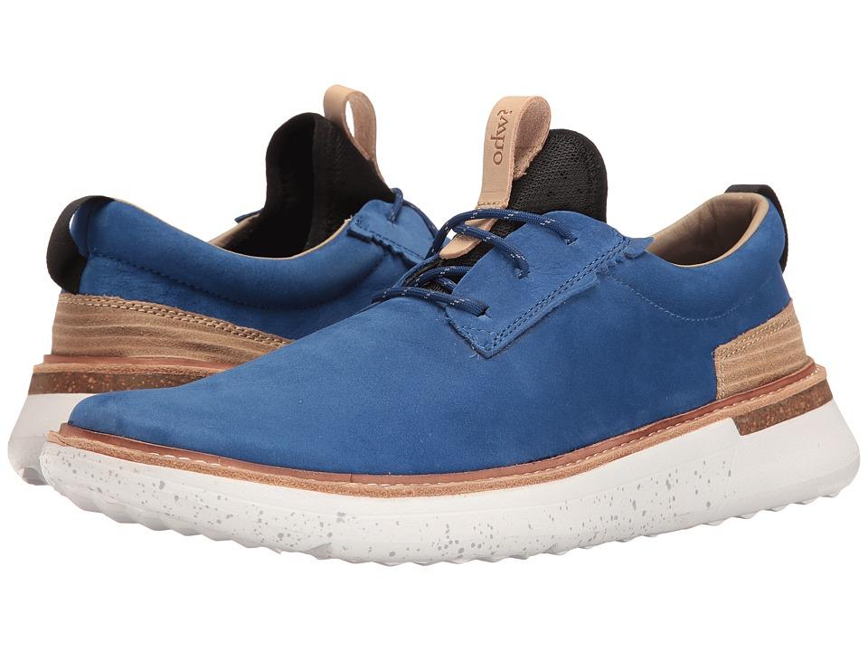 ohw? - Lawes (Indigo Blue/White) Men's Lace up casual Shoes