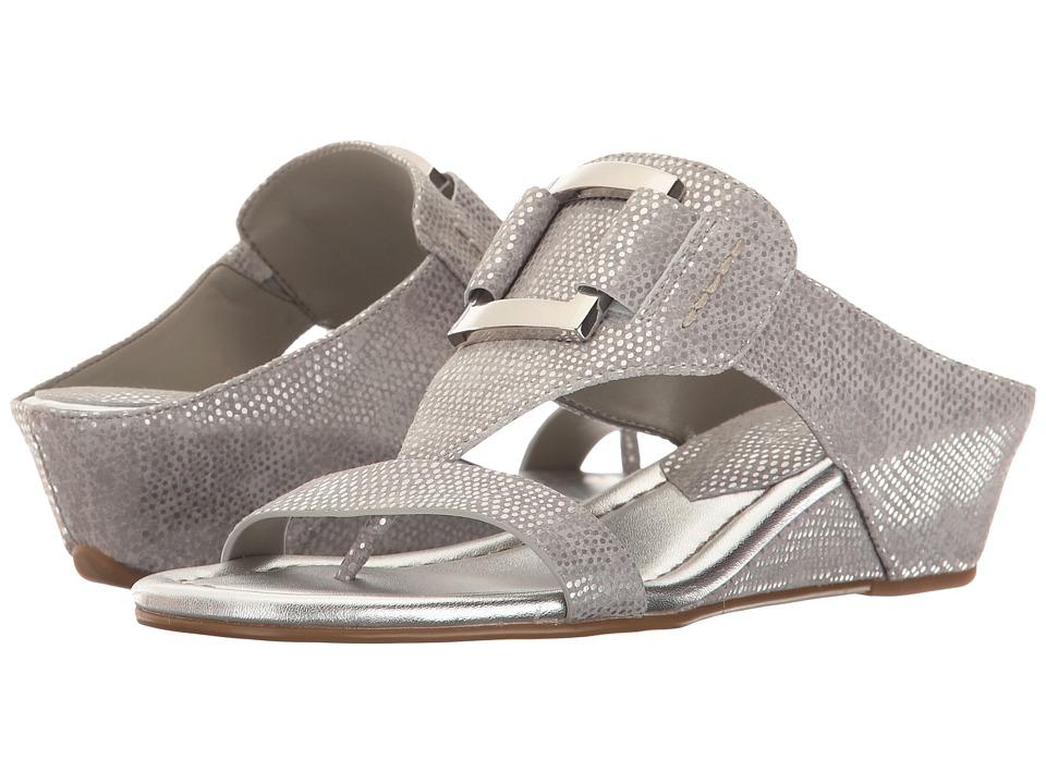 Donald J Pliner - Daun (Silver) Women's Shoes
