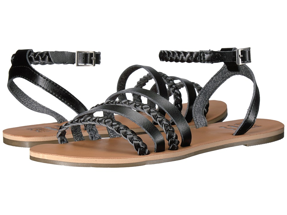 Billabong - Untold Sun (Off-Black) Women's Sandals