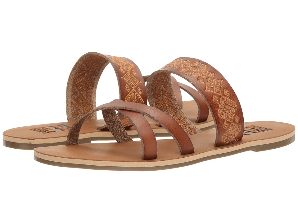 Billabong - Sunny Rays (Desert Brown) Women's Sandals