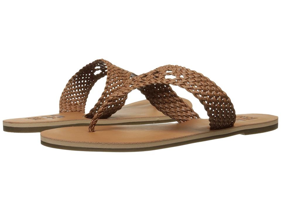 Billabong - Lola (Desert Brown) Women's Sandals