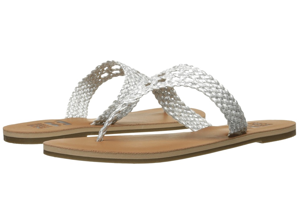 Billabong - Lola (Silver) Women's Sandals