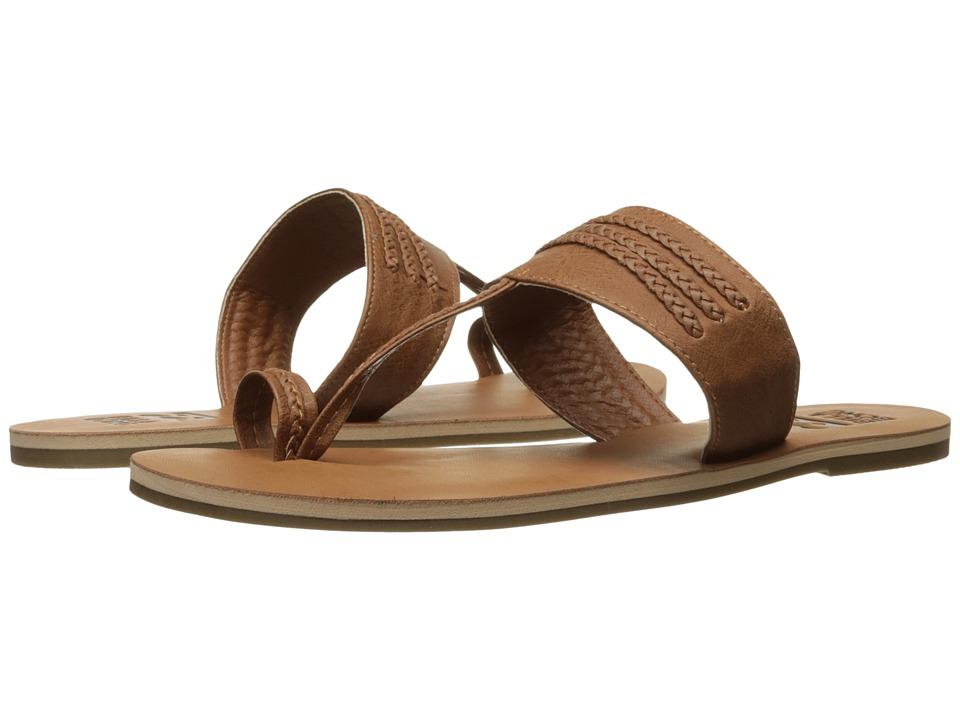 Billabong - Secret Treasurz (Desert Brown) Women's Sandals