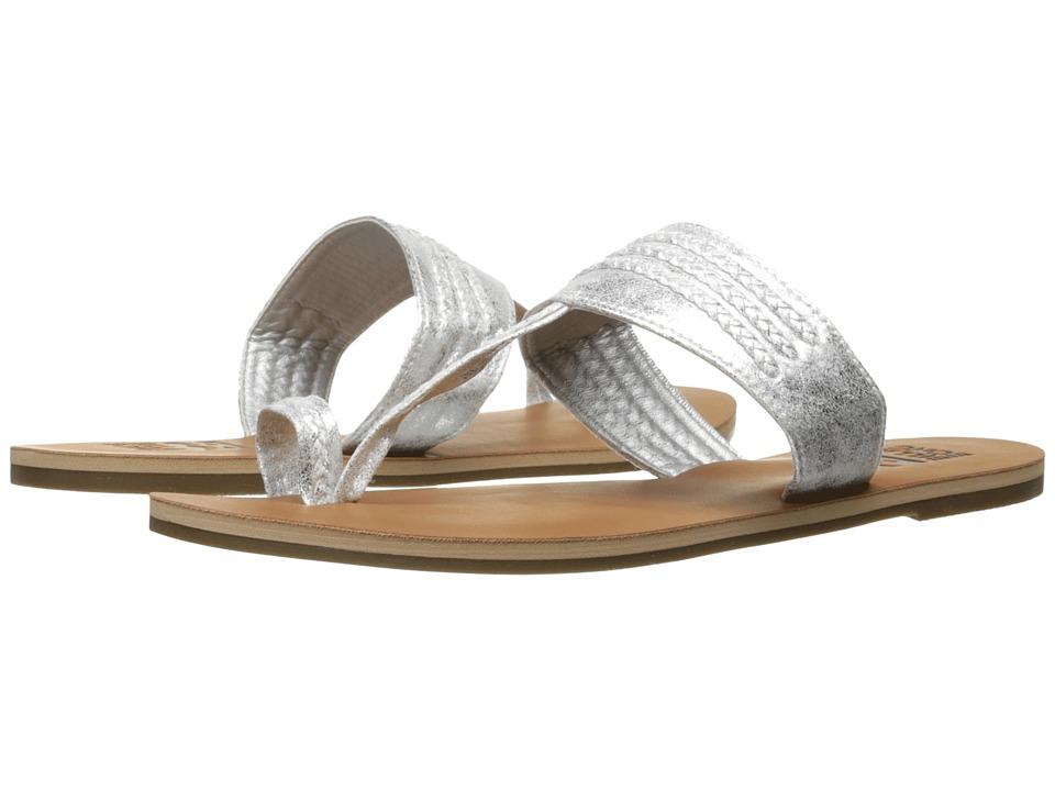Billabong - Secret Treasurz (Silver) Women's Sandals