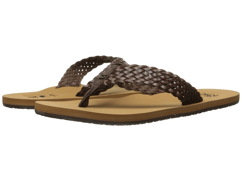 Billabong - Kai (Espresso) Women's Sandals