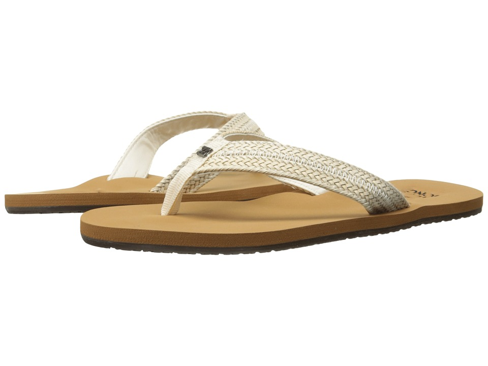 Billabong - Kai (White Cap) Women's Sandals