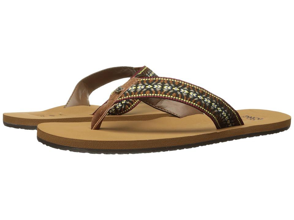 Billabong - Baja (Desert Brown) Women's Shoes