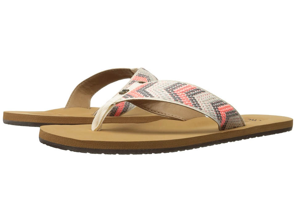 Billabong - Baja (Neon Peach) Women's Shoes
