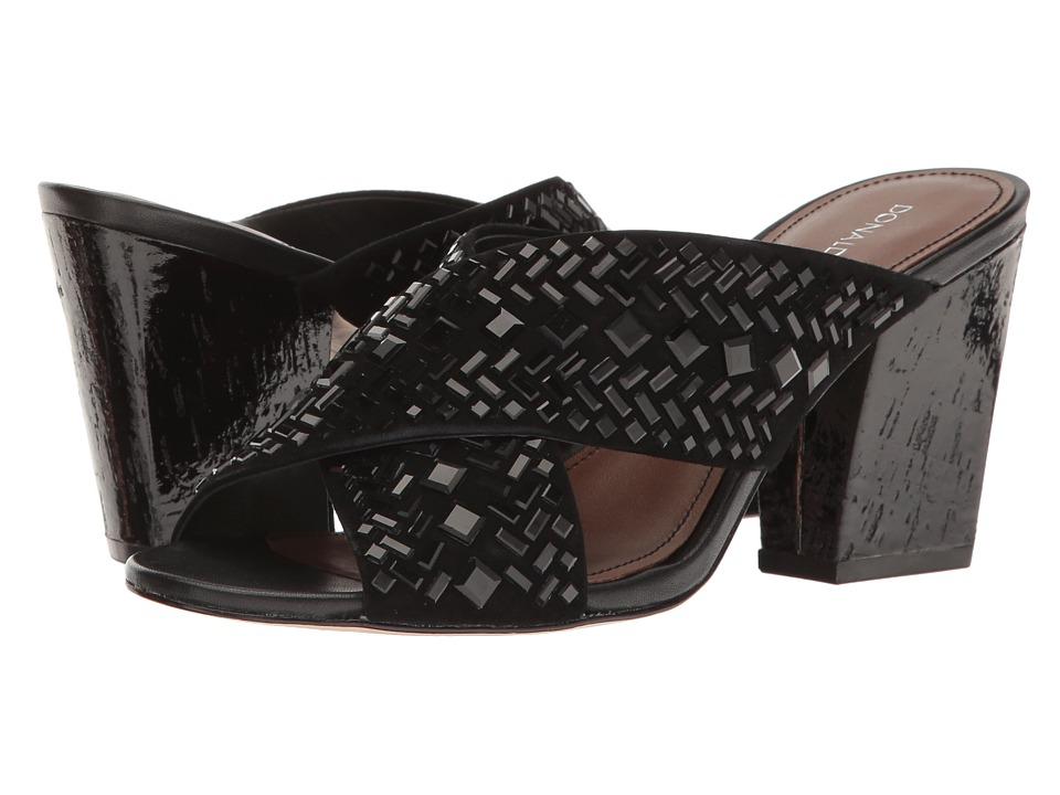 Donald J Pliner - Gilian SP (Black) Women's Shoes