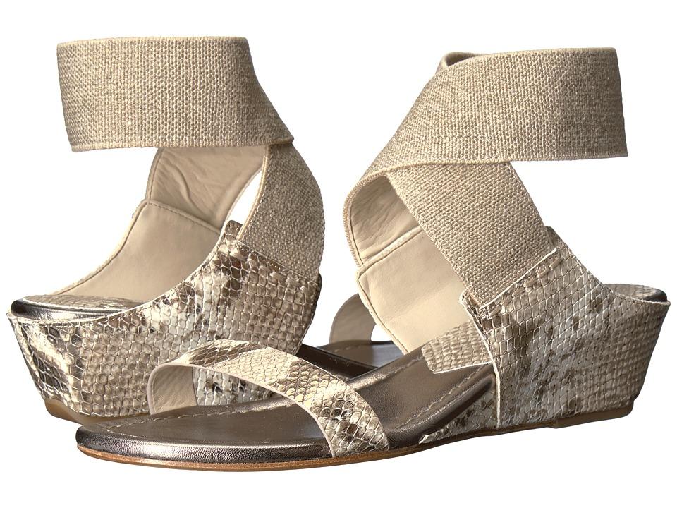 Donald J Pliner - Eeva (Light Bronze) Women's Shoes