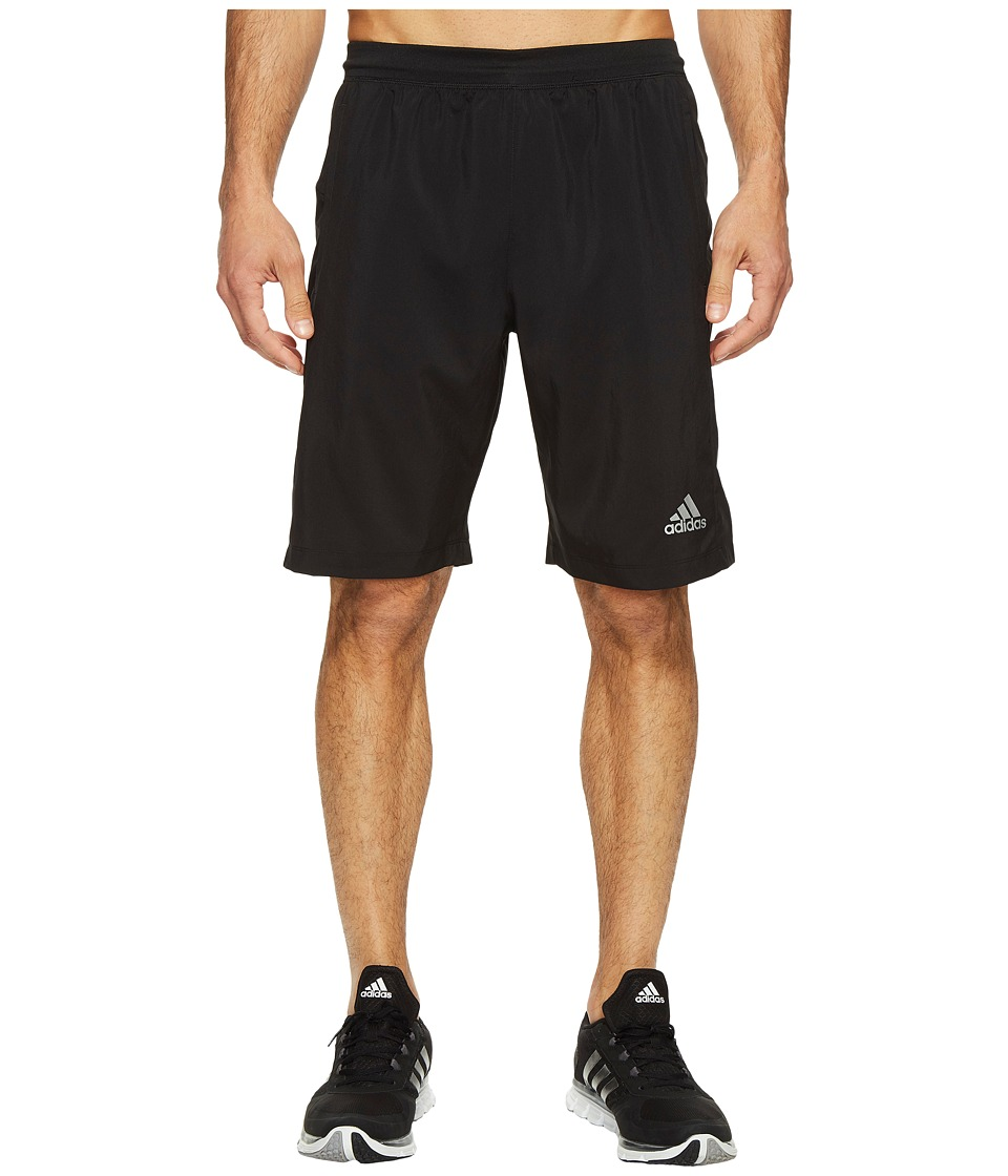 adidas - Designed-2-Move Woven Shorts (Black) Men's Shorts