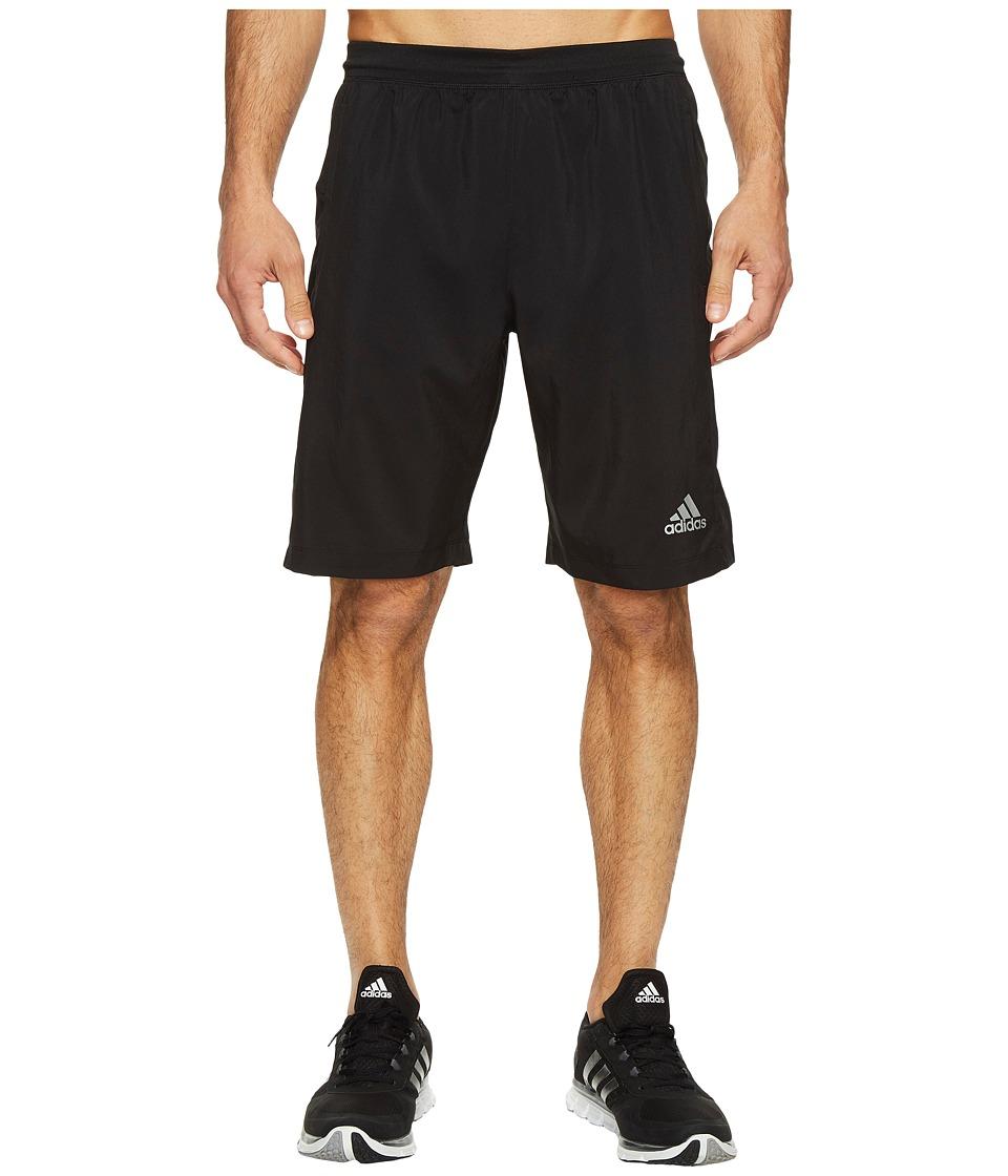 adidas - Designed-2-Move Woven Shorts (Black) Men's Shorts