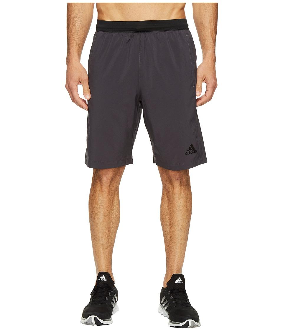 adidas - Designed-2-Move Woven Shorts (Utility Black) Men's Shorts