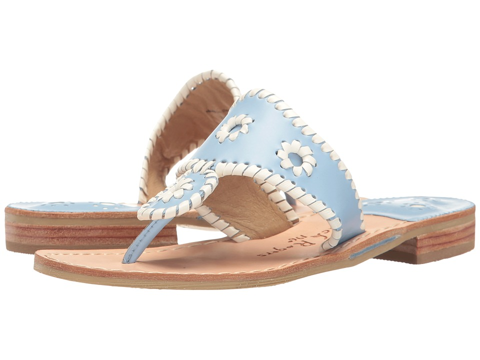Jack Rogers - Pretty in Pastel (Light Blue) Women's Sandals
