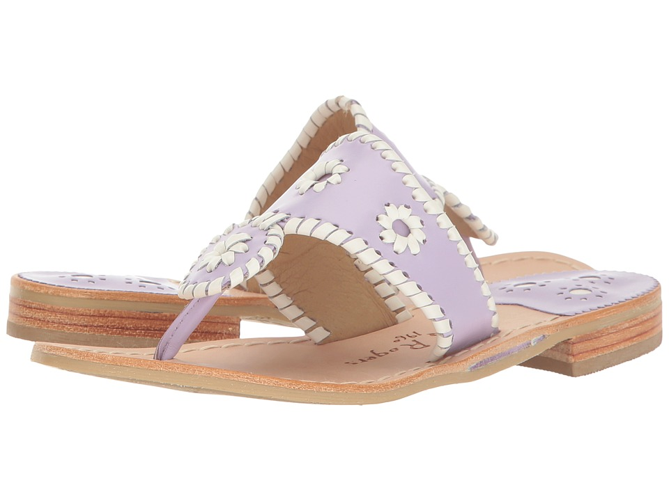 Jack Rogers - Pretty in Pastel (Lilac) Women's Sandals