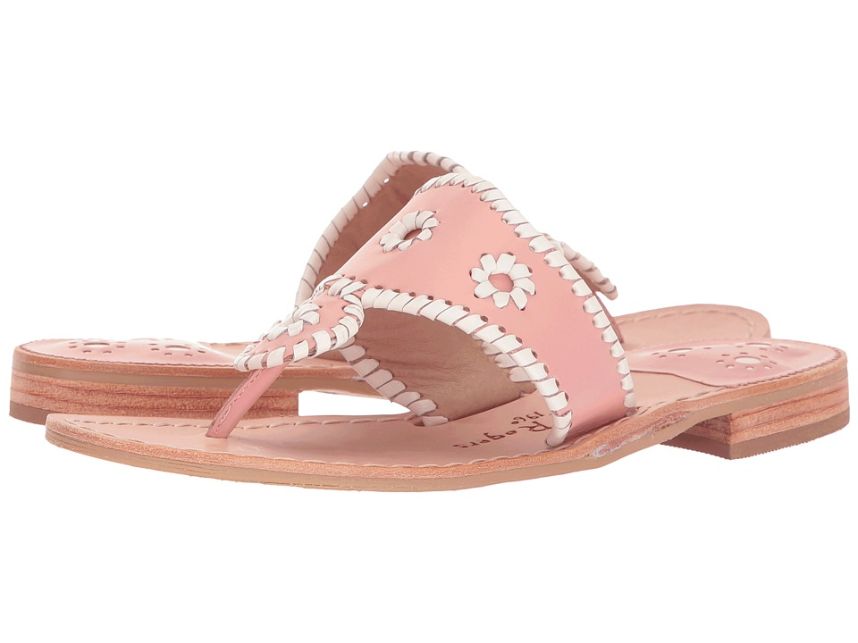 Jack Rogers - Pretty in Pastel (Blush) Women's Sandals