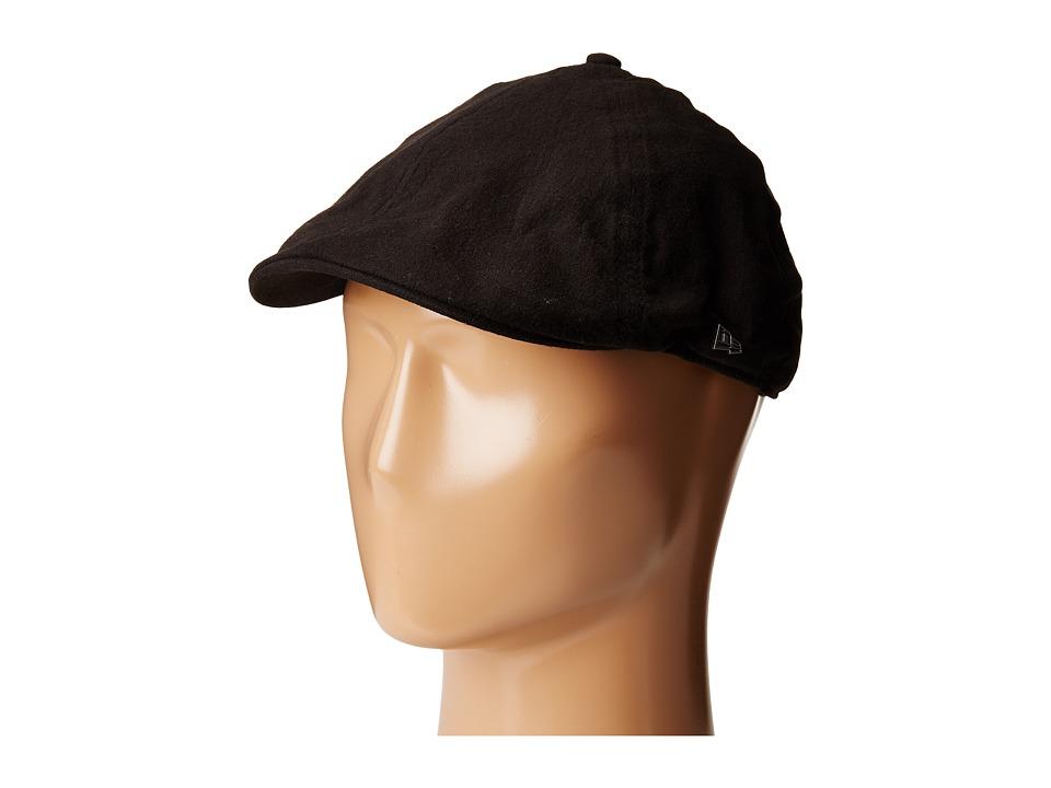 New Era - Essential Duckbill (Black) Caps
