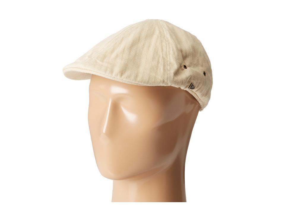 New Era - Packable Duckbill (Tan) Caps