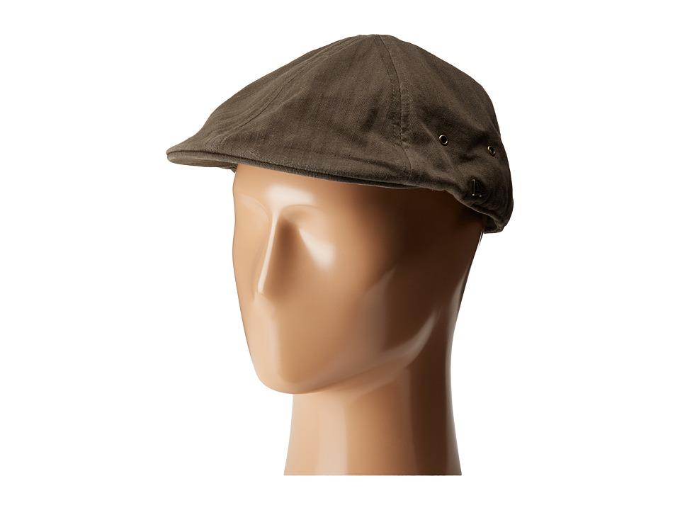 New Era - Packable Duckbill (Olive) Caps