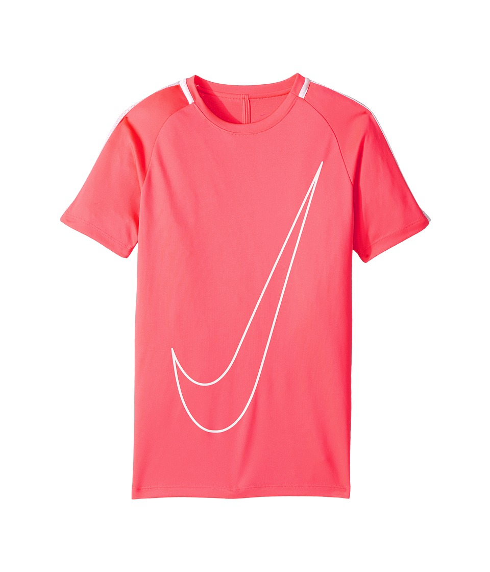 Nike Kids - Dry Academy Soccer Top (Little Kids/Big Kids) (Racer Pink/White/White) Boy's Clothing