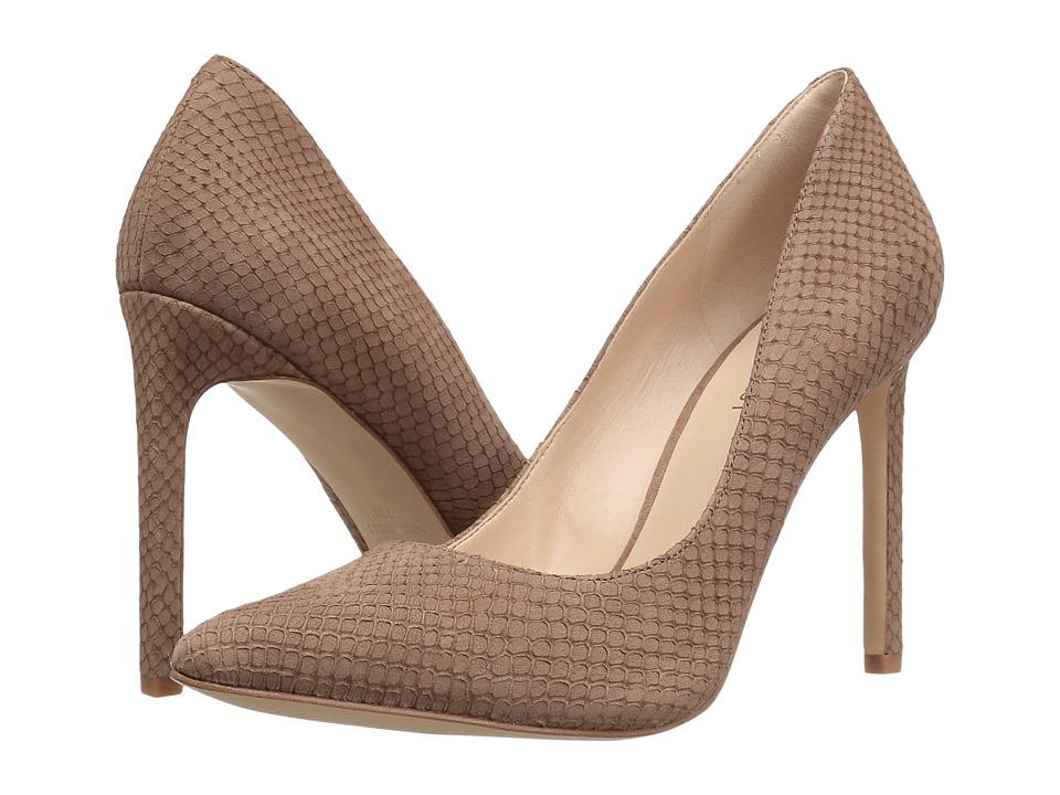 Nine West - Tatiana (Natural Nubuck) High Heels
