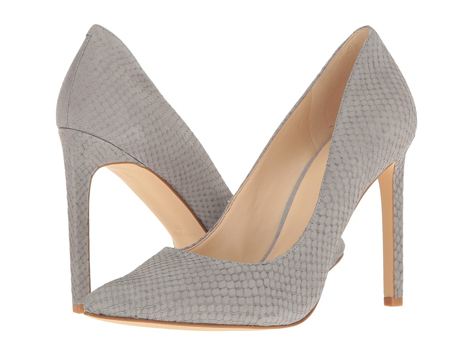Nine West - Tatiana (Grey Nubuck) High Heels