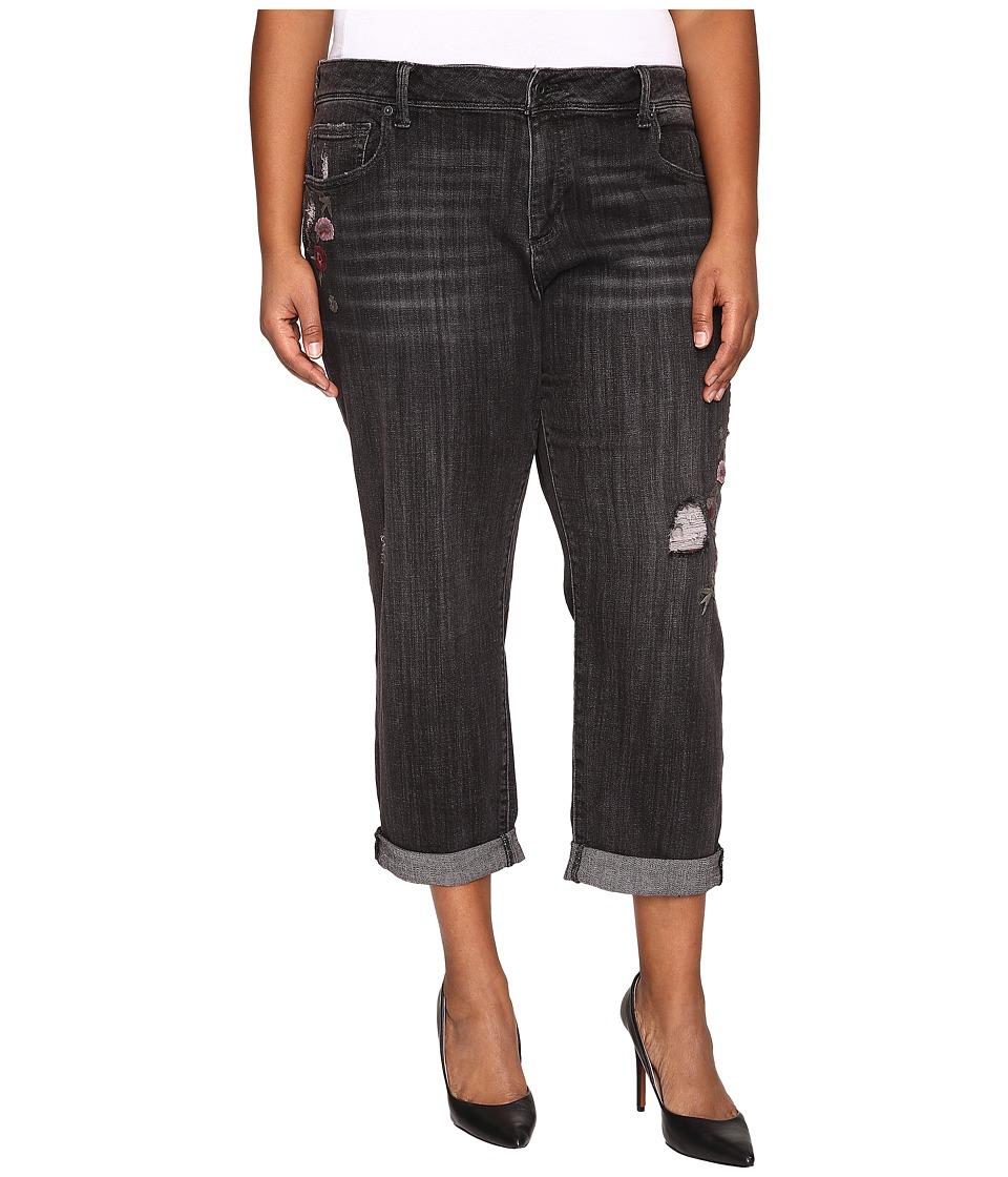 Lucky Brand - Plus Size Reese Boyfriend in Devotion (Devotion) Women's Jeans