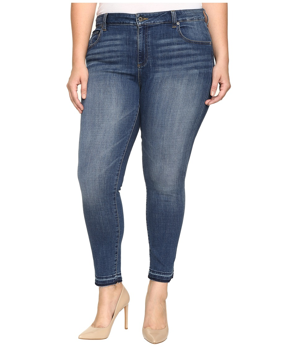 Lucky Brand - Plus Size Ginger Skinny in Bliss (Bliss) Women's Jeans