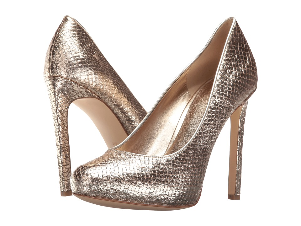 Nine West - Tyler (Gold/Light Gold Metallic) Women's Shoes