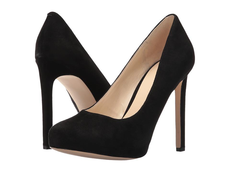Nine West - Tyler (Black Suede) Women's Shoes