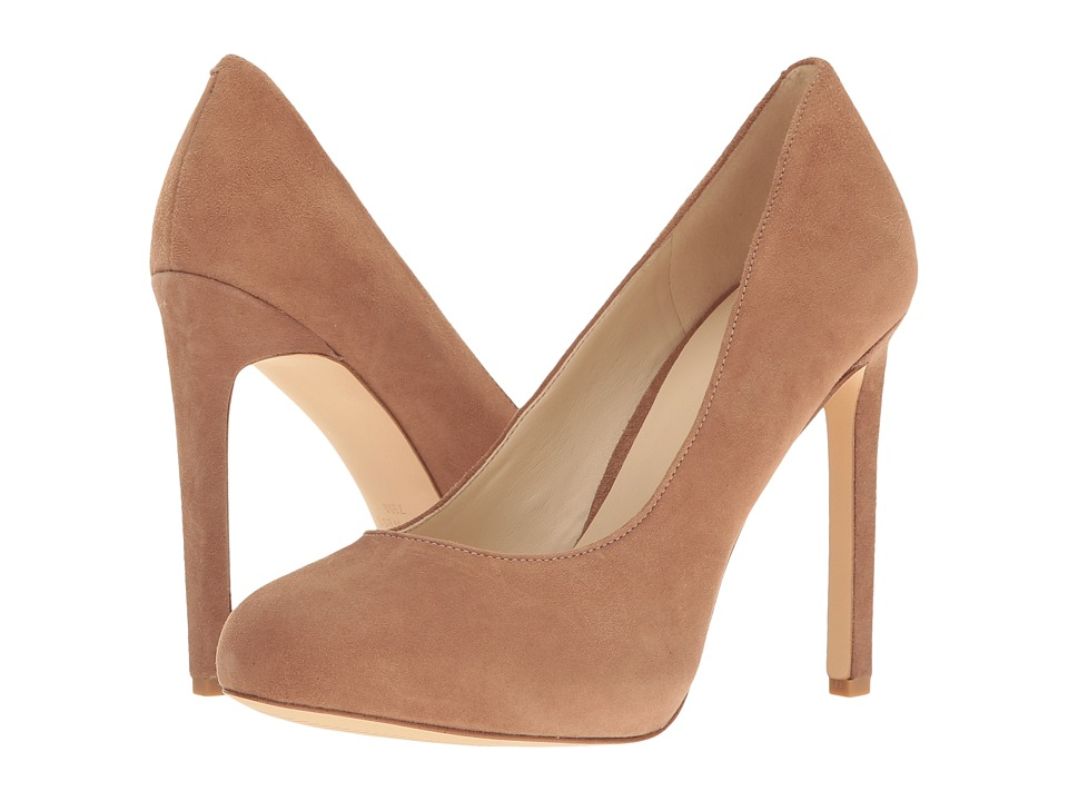 Nine West - Tyler (Natural Suede) Women's Shoes
