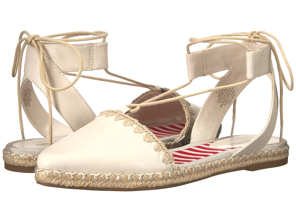 Nine West - Unah (Off-White Leather) Women's Shoes