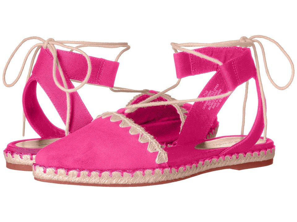 Nine West - Unah (Pink Suede) Women's Shoes