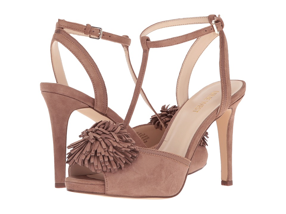 Nine West - Essen (Natural Suede) Women's Shoes