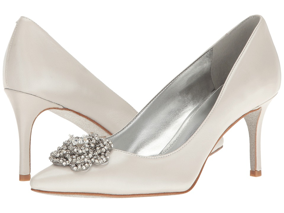 Nine West - Maolisa (Silver Metallic) High Heels