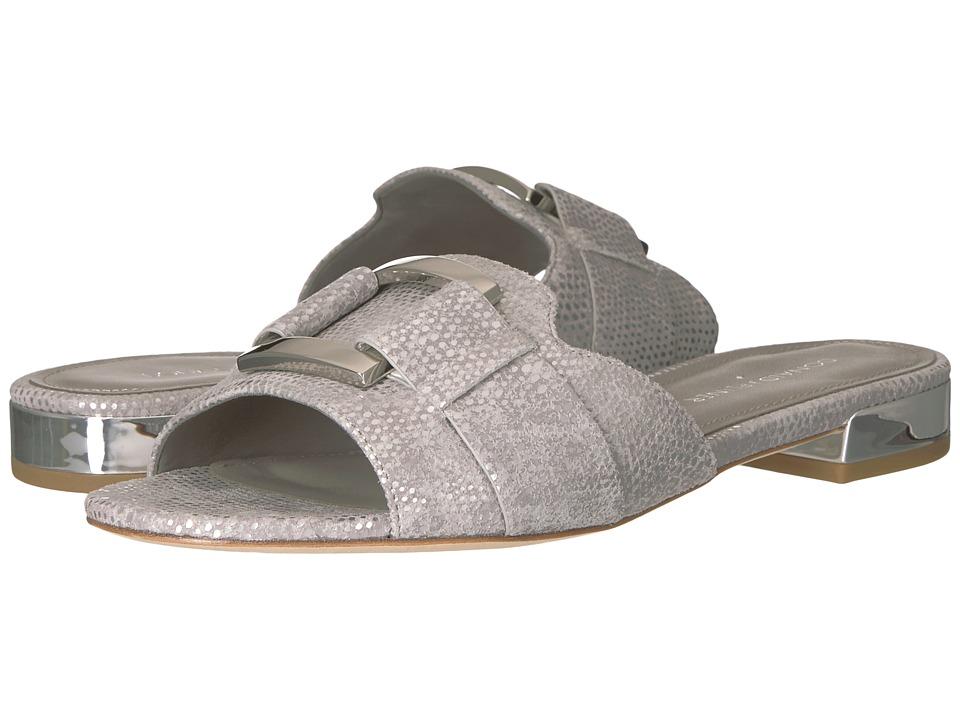 Donald J Pliner - Falta (Silver) Women's Sandals