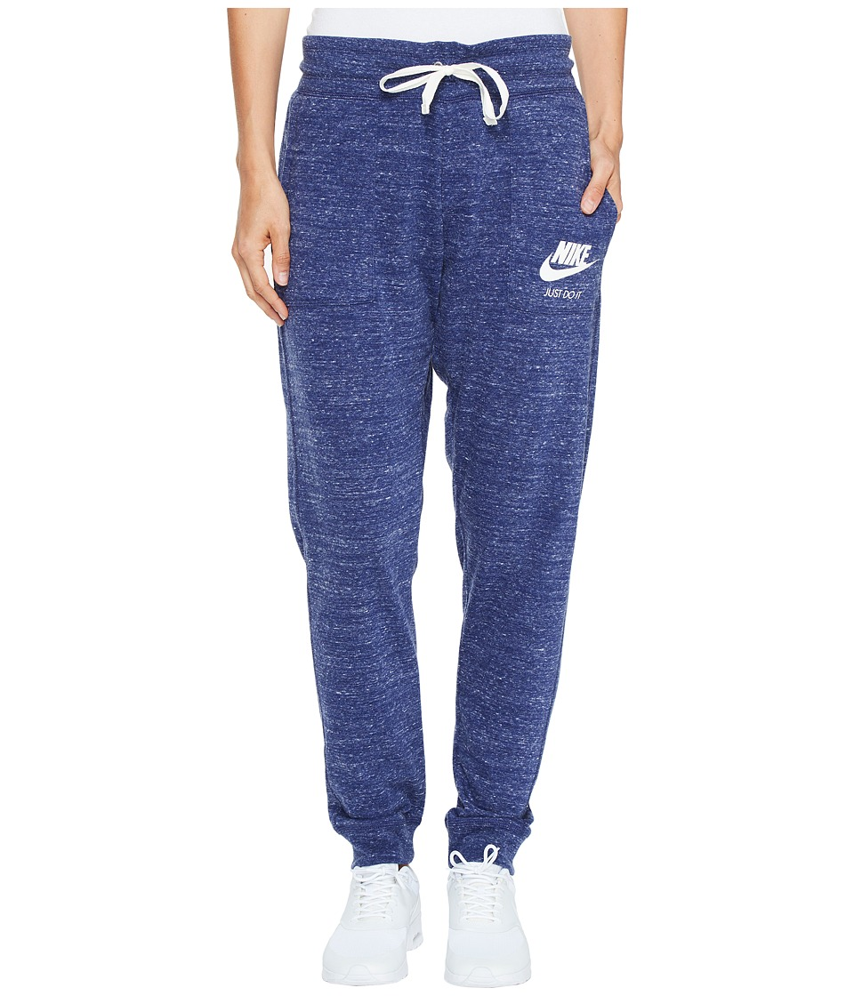 Nike - Sportswear Vintage Pant (Binary Blue/Sail) Women's Casual Pants