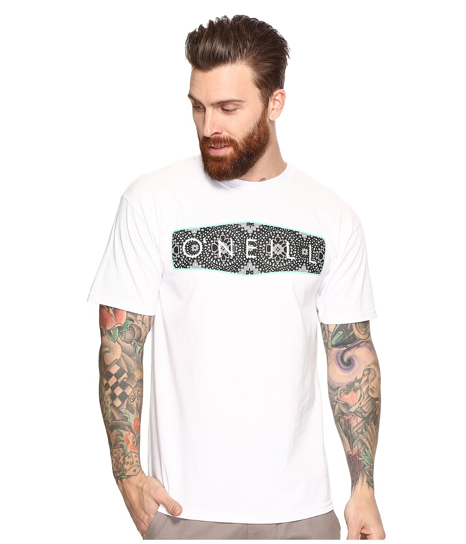 O'Neill - Power Tee (White) Men's T Shirt
